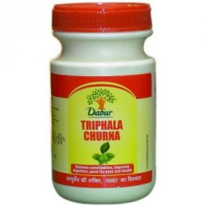 Порошок «Triphala Churna» 120г, т.м. Dabur
